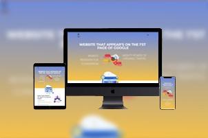 Dallas Web Design Agency King Caliber 11