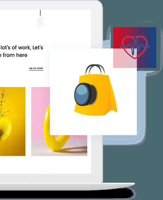 Dallas Web Design Agency King Caliber 6
